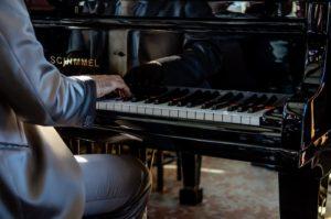 เรียนเปียโนระดับสูง