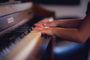 เรียนเปียโน เด็ก