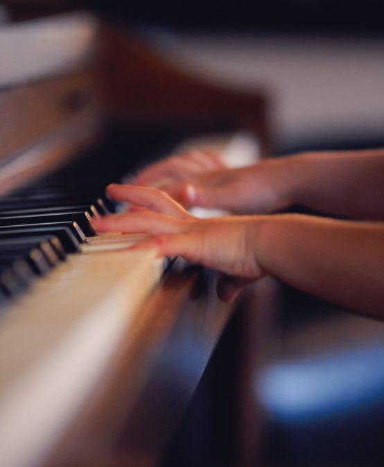 หลักสูตรเปียโนสำหรับเด็ก